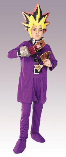 Yugioh Costumes (Deluxe Yu Gi Oh Costume - Small)