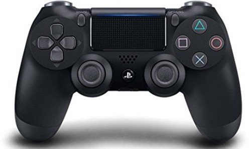DualShock Wireless Controller PlayStation Black 4 product image