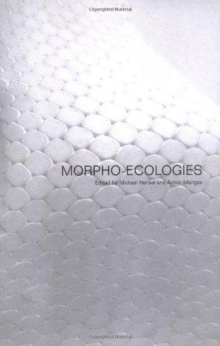 Morpho-Ecologies: Towards Heterogeneous Space In Architecture Design