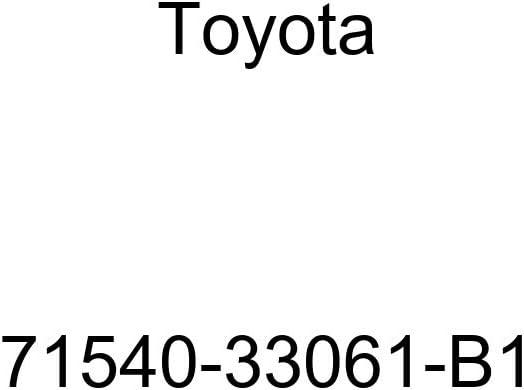 TOYOTA Genuine 71540-33061-B1 Seat Back Assembly