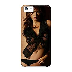 Iphone 5c Cover Case - Eco-friendly Packaging(dark Girl)