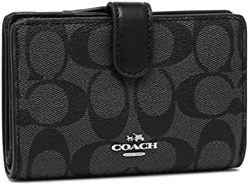 Coach Womens Corner Leather Wallet product image