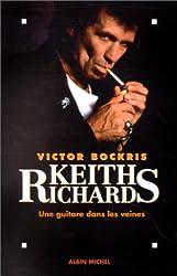 Keith Richards : Une guitare dans les veines