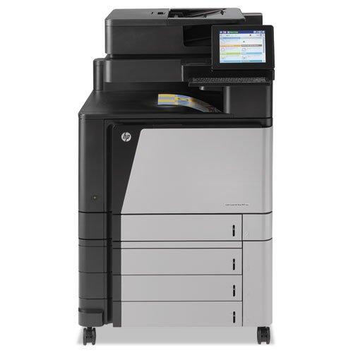 HP Color LaserJet Enterprise flow M880z Multifunction Las...