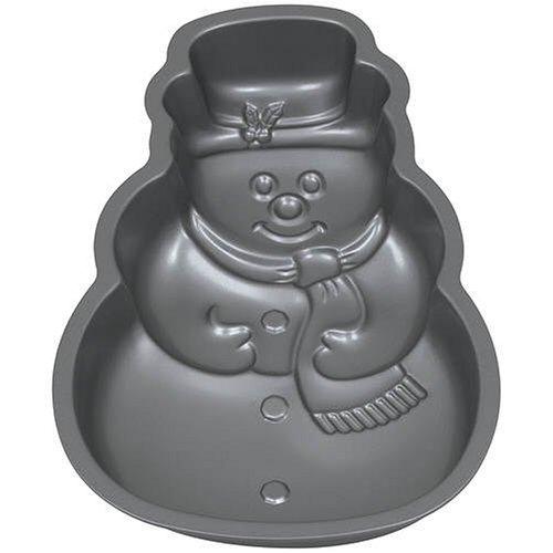 Bakers Secret 116474201 Nonstick Snowman