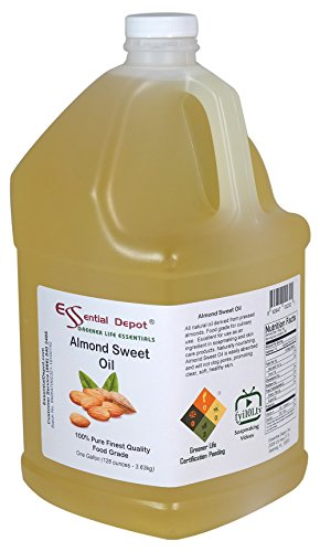 Almond Sweet Oil - Finest Quality - 1 - Making Sweet