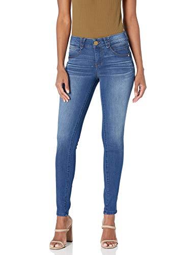 "Da Donna Ex High Street /'Caviglia Grazer /""Donna Jeggings Jeans Super Skinny Cintura"