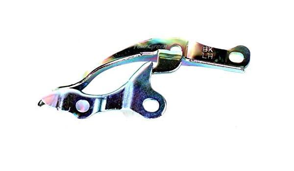 Genuine OEM Hyundai Bumper Bracket LH for 2010-2012 Genesis Coupe 86513-2M000