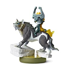 Wolf Link amiibo: Twilight Princess - Zelda Series - Zelda Series Edition