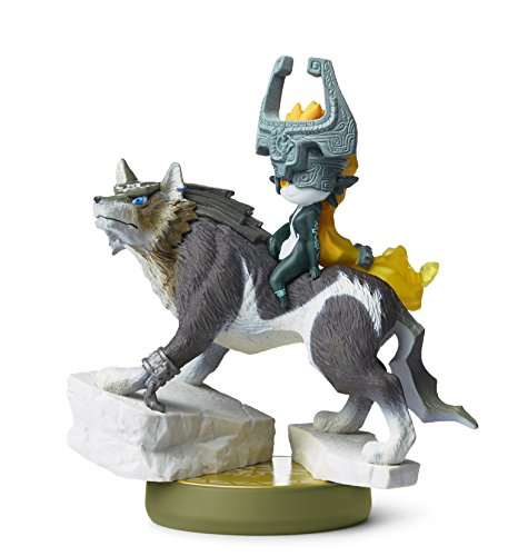 Wolf Link Amiibo – Legend of Zelda Twilight Princess