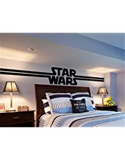Wall Stickers Art Decor Decals Stars Wars for Bedroom Living Room