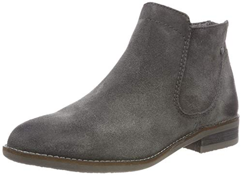 Boots Be 21 Natural Graphite 206 25422 Grey Ankle Women's XrXBZ