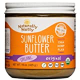 Naturally Nutty - 15oz. Organic Sunflower Butter
