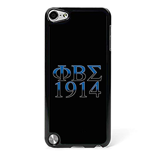 (Phi Beta Sigma Phone Shell Compatible iPod Touch 5th/6th, Professional Fraternity Lightweight Phone Cover)