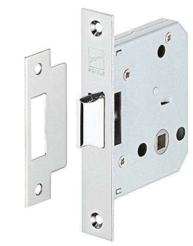 Fallen Cerradura de Startec Fallen Candado Puerta para puertas de habitaciones, mandril: 55 mm