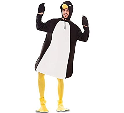 Fyasa 706122-t04 disfraz de pingüino, grande: Amazon.es: Juguetes ...