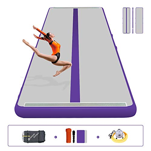 Sinolodo Exercise Floor Mats Home Training, Entertainment,Tumbling|Low-Weight, Portable|Indoor Outdoor Water Use