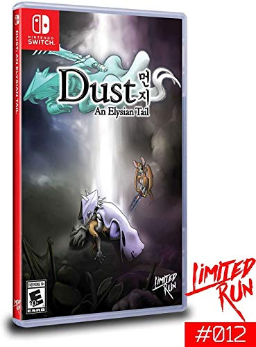 Dust: An Elysian Tail (Switch Limited Run #12)