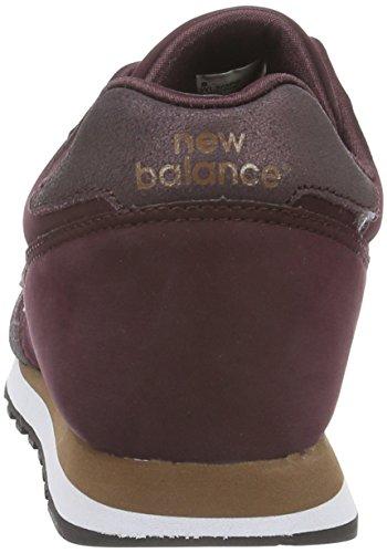 Nieuw Evenwicht Dames Wl373pg-373 Loopschoenen Rood (bordeaux 512burgundy 512)
