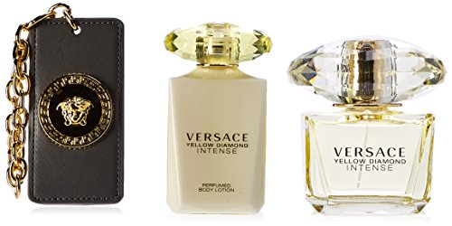 Versace Yellow Diamond Intense 3 Piece Set