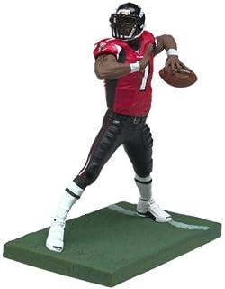 Atlanta Falcons Michael Vick #7 White Jersey Limited Edition Bobble Head