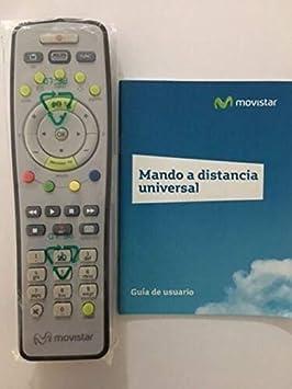 Mando A Distancia TELEFONICA MOVISTAR TV Original: Amazon.es: Electrónica