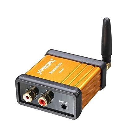 Nueva sanwu HiFi-Class Bluetooth 4.2 Receptor de audio amplificador estéreo de coche modificar apoyo