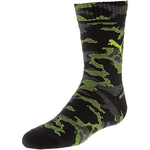Verde Puma Boys Graphic Socks E 2p Nero Socks g0Bwqg7