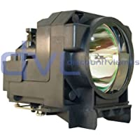 Mwave Lamp for EPSON ELPLP23 Projector Replacement with Housing