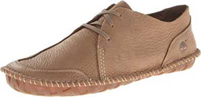 Timberland Men's Front Country Lounger OD Oxford,Light Brown,12 M US