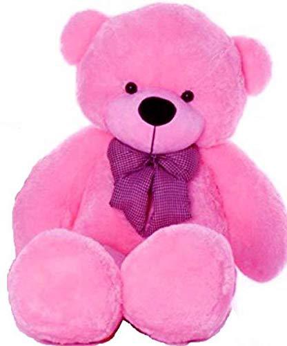 RSS Teddy Bear Toy  3 Feet, Pink