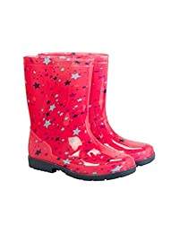 Mountain Warehouse Splash Kids Wellies - Children's Summer Shoes
