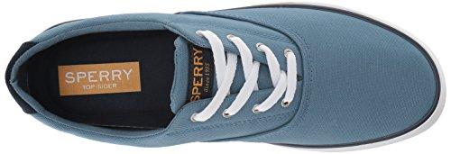 Sperry Top-sider Mens Striper Ii Cvo Sneaker Nautico Blu