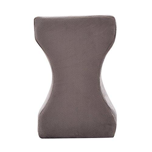 Sheltin Memory Foam Knee Pillow For Sciatica Relief Leg