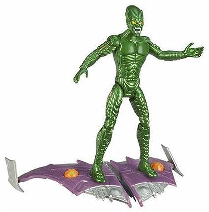 amazon com spider man movie classic 2 villian green goblin toys