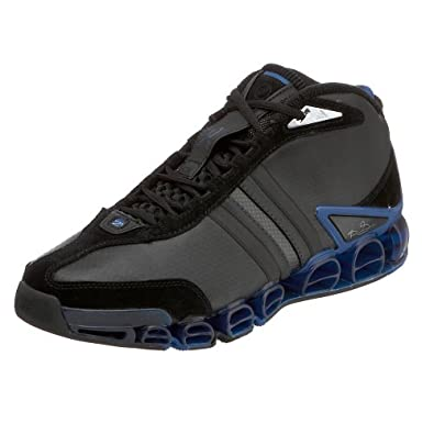 classic fit 396a6 72590 adidas Mens Garnett 3 Basketball Shoe, BlackBlueSilver, ...