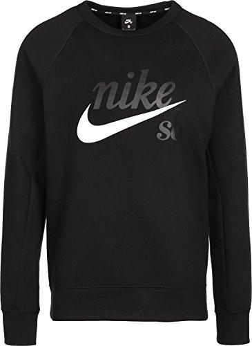 Crw Sb Nk Hrtg Uomo Nike Nero Top nbsp;– Icon nbsp;maglietta Gfx M XFgwqxTB