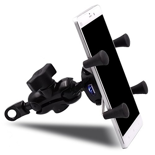 TurnRaise Motorcycle Bracket Charger Charging product image
