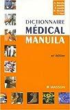 DICTIONNIARE MEDICAL MANUILA