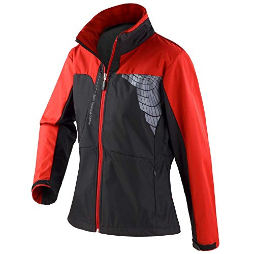Colours Black Spiro Breathable Layer Team Sports Ladies 3 Coat red Softshell OgOXB