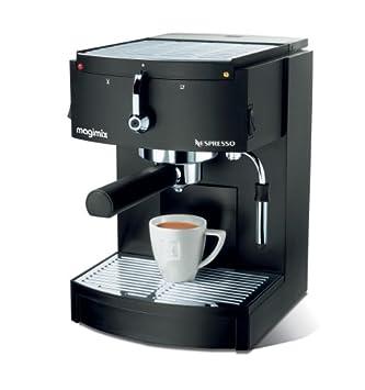 magimix nespresso m150 coffee maker black amazon co uk kitchen rh amazon co uk Nespresso Machines Nespresso Pixie Manual