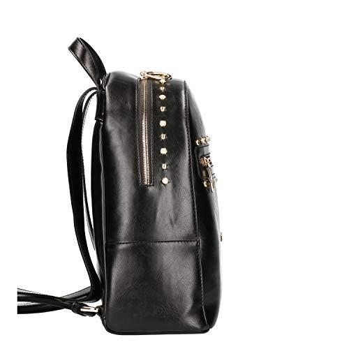 unica Noir Nero A844534D Sac Noir dos main porté à femme au pour Giardini taglia xOgCqwxHP