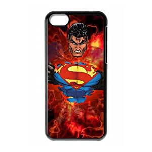 Superman iPhone 5c Cell Phone Case Black O4490963