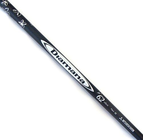 NEW Tour Issue Mitsubishi Diamana D+ 62 Stiff Flex Driver/Fairway Wood Shaft by Mitsubishi Rayon (Image #1)