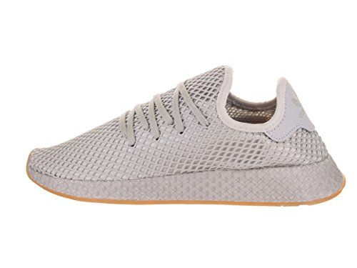 Originals Men Light Runner Solid Grey Shoe Gum Grey Deerupt Adidas Running StqUc4tw