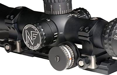 Nightforce Angle Degree Indicator w/ Mount LH For left-hand A120 from NightForce