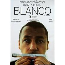 Tres Colores: Blanco (Trois Couleurs: Blancs) aka Three Colors: White [NTSC/Region 1&4 dvd. Import - Latin America] by Krzysztof Kieslowski (Spanish subtitles) - No English options