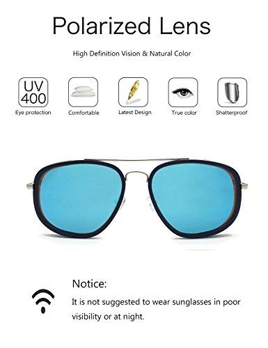 para hombre de DADA PRO Gafas Azul sol Sqx6PnUzIw