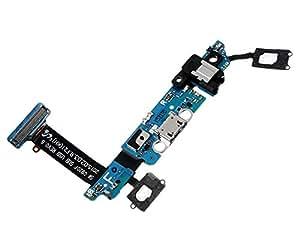 Flex Conector carga + Microfono para S.Galaxy S6