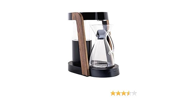 Amazon Com Ratio Eight Coffee Maker Dark Cobalt Kitchen Dining